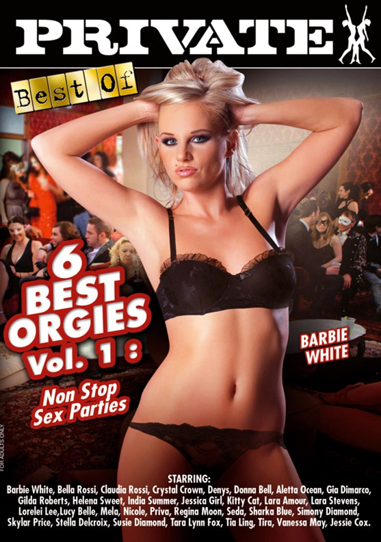 6 Best Orgies Vol. 1 - Private Movies