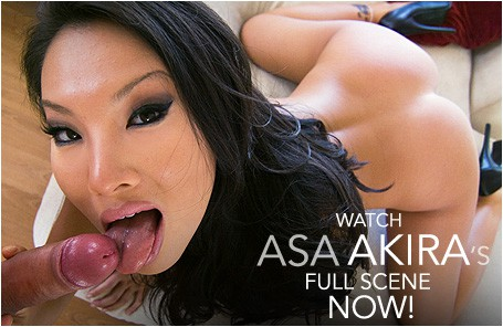 Asa Akira's POV In Barcelona-Private Scenes