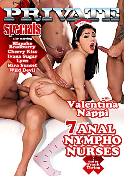 7 Anal Nympho Nurses-Private Movie