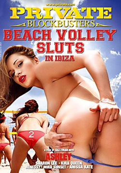 Beach Volley Sluts in Ibiza-Private Movie