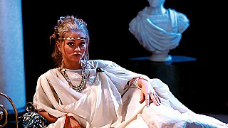 Rita Faltoyano Gives a Great Performance in This Cleopatra Re-Make