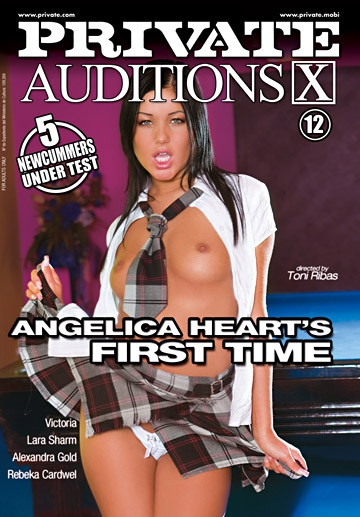 Angelica Heart's First Time-Private Movie