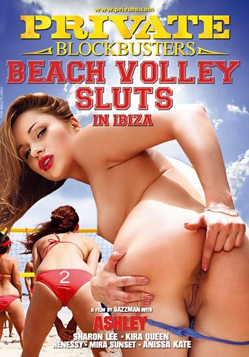 Beach Volley Sluts in Ibiza-Private Movie