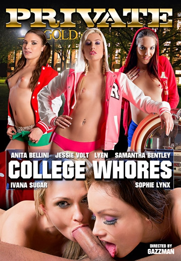College Whores-Private Movie