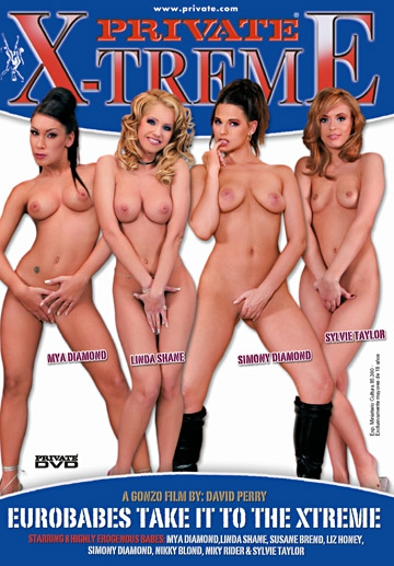Eurobabes Take It To The Xtreme-Private Movie