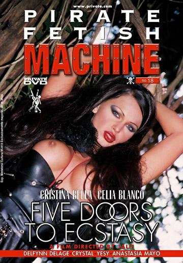 Five Doors To Ecstasy-Private Movie