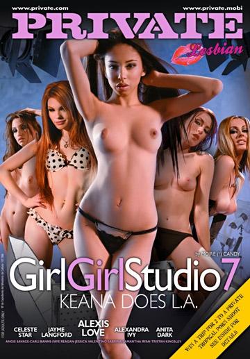 Girl Girl Studio 7 - Keana Does L.A.-Private Movie