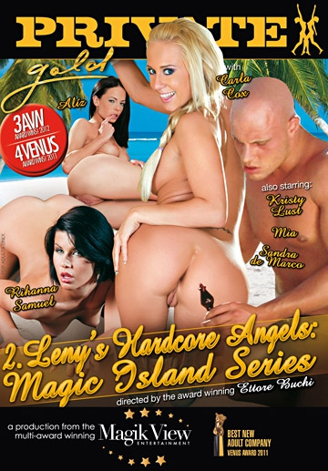 Leny's Hardcore Angels-Private Movie