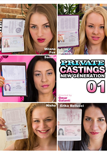 Private Castings New Generation 01-Private Movie