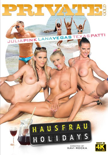 Hausfrau Holidays-Private Movie