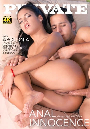 Anal Innocence-Private Movie