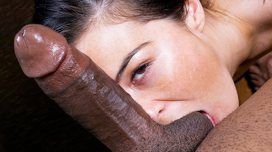 Ashley's interraciale ATM anale creampie