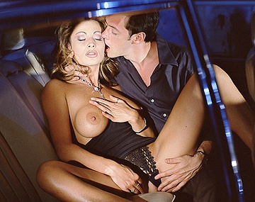 Private  porn video: The Gorgeous Rich Widow Rumika Shags a Guy in the Back of Her Limo