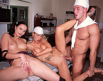 Private  porn video: Cony Ferrara and Patricia Diamond Have Anal Sex at Their Pizza Shop