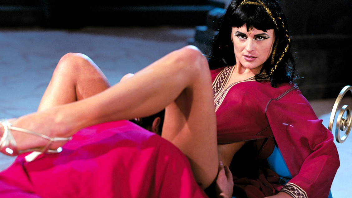 Sandra Russo Plays a Horny Cleopatra Who Wants It Anally