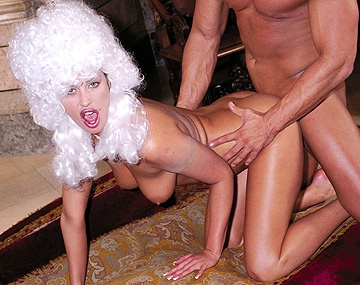 Private  porn video: Claudia Ferrari Has Her Shaved Snatch Licked before Her Asshole Poked