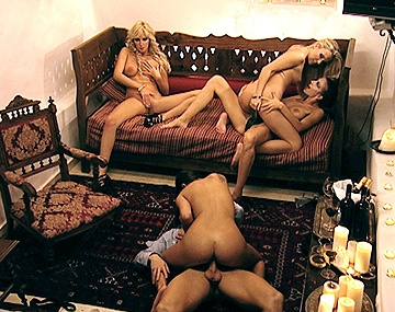 Private HD porn video: Victoria Sweet and Her Friends Participate in an Anything Goes Orgy