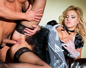 Private HD porn video: Nathaly Is a Maid Who Knows How to Clean out Your Cock