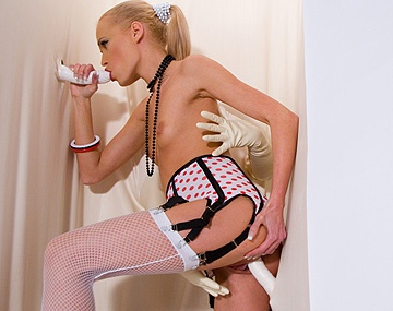Private  porn video: Gloryhole Strap-Ons Fuck Keana Moire and Shoot Jizz