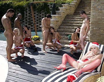 Private HD porn video: Lucy Belle, Stella Delcroix Et Aletta Ocean Gangbang Monstre Pour Les Vacances