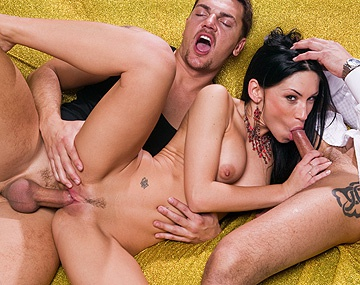 Private  porn video: Mya Diamond Kinky Fetish Orgy