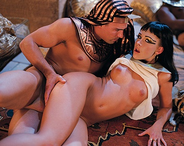 Private  porn video: Sophie Angel Is an Egyptian Princess Who Gets Double Teamed