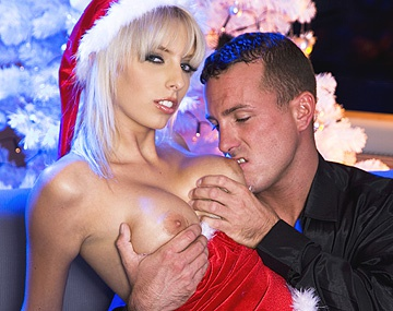 Private HD porn video: A Christmas Gangbang for Stella Delacroix
