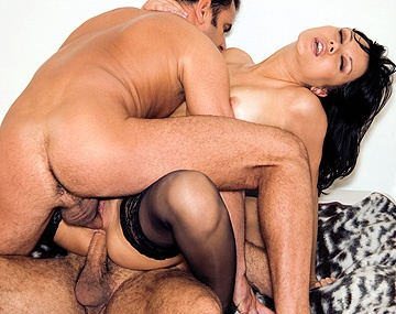 Private  porn video: Divinity Watches While Xenia Gets Fucked by Two Guys at Once