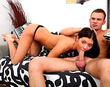 Private HD porn video: Alma Loves to Take It in the Pussy and the Ass