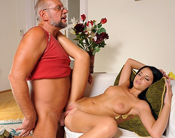 Private HD porn video: Jessyka Swan Does Anal with an Older Man