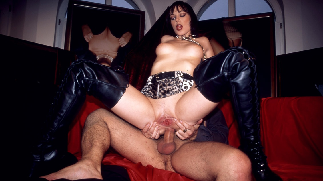 Rita Does Some Foot Licking and Cock Sucking in This Hardcore Scene