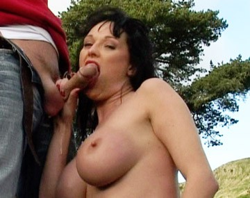 Private HD porn video: Donna Marie, chupando al viento