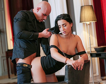 Private HD porn video: Ana heeft kinky seks met een miljonair