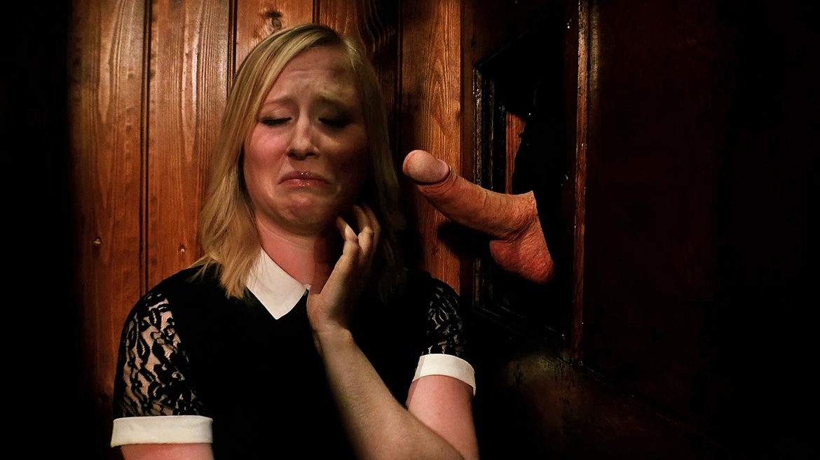 Nympho Blonde Satine Spark Is Cleansed By The Priest's Big Dick