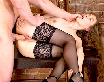 Private HD porn video: Russian Teen Stefany Gets Banged in Stockings