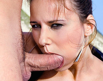 Private  porn video: Claudia Rossi, the Blowjob Queen