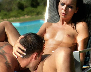 Private  porn video: Private Babe Suzie Diamond Goes Wild by The Pool