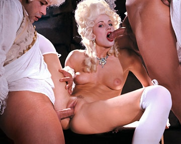 Private  porn video: Lynn Stone Submits to DP in the dungeon