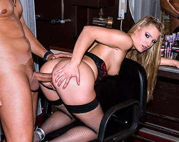 Private  porn video: Katy Caro wird in den Arsch gefickt