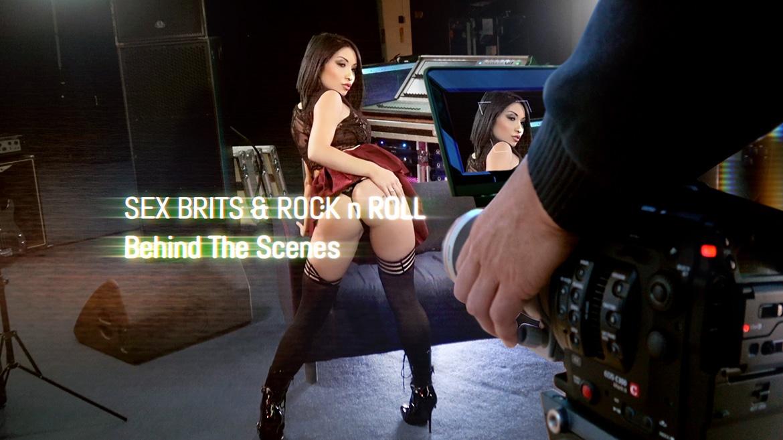 Dietro le quinte, Sesso inglesi & # 38; Rock & # 38; rotolo