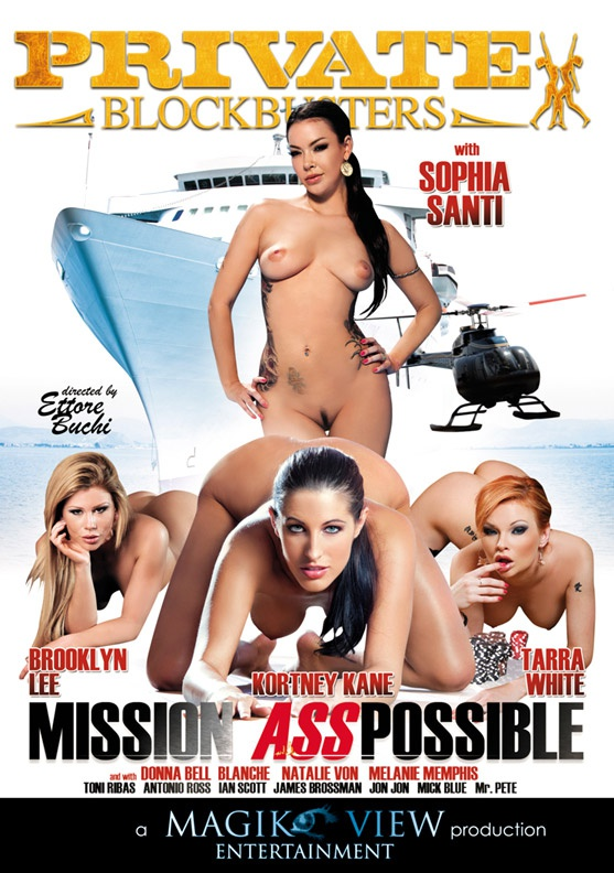 Mission Ass-Possible - Private Movies
