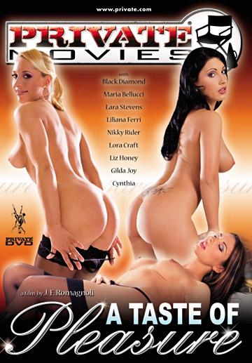 A Taste Of Pleasure-Private Movie