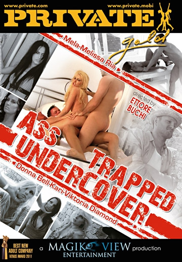 Ass Trapped: Undercover