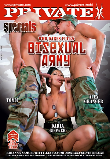 Bisexual Army-Private Movie
