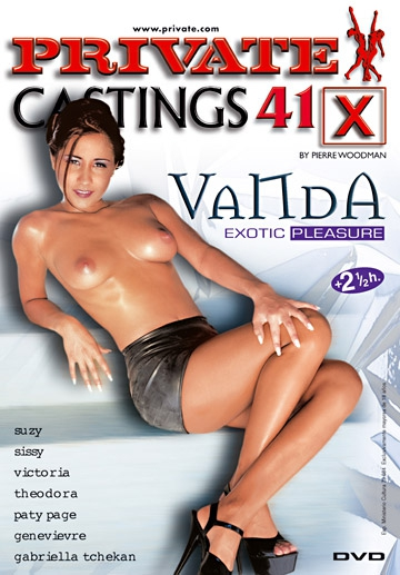 Castings X 41-Private Movie