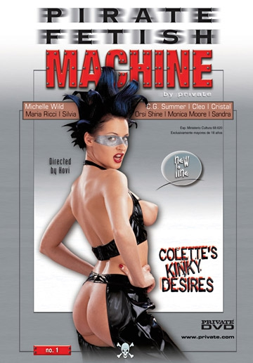 Colette's Kinky Desires-Private Movie