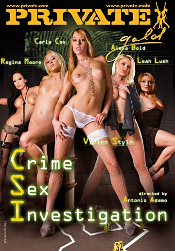 Crime Sex Investigation-Private Movie