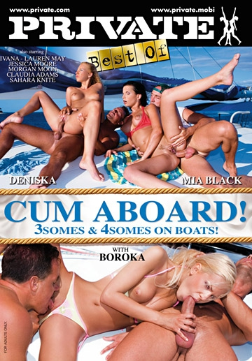 Cum Aboard!-Private Movie