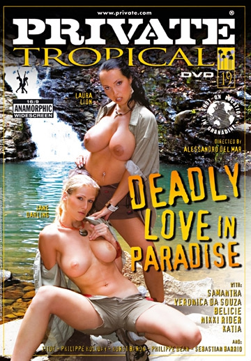 Deadly Love In Paradise-Private Movie