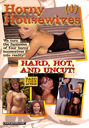 Horny Housewives 04-Private Movie